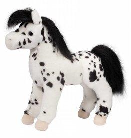 Douglas Hera Black Appaloosa Horse