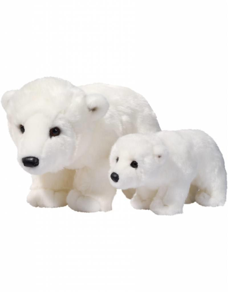 Douglas Marshmallow Polar Bear Large (disc)