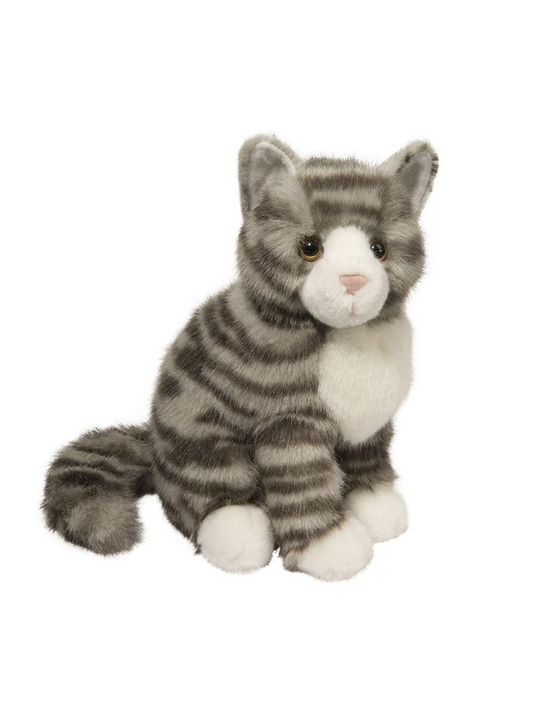 Douglas Nickel Gray Stripe Cat