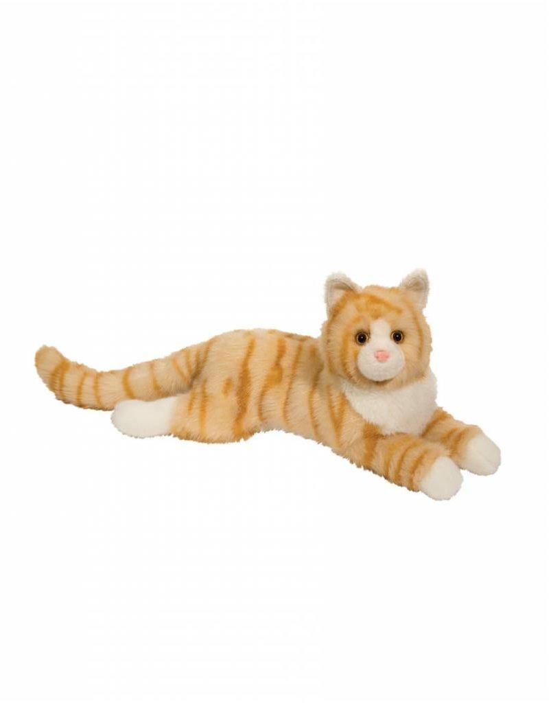 Douglas Oriole Orange Cat