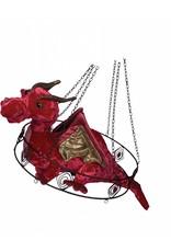 "Douglas Ruby Red Dragon 15"""