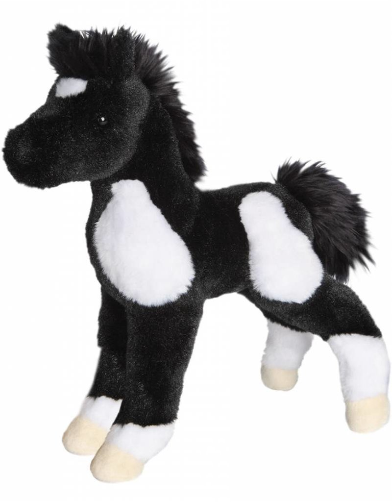 Douglas Runner Black & White Paint Foal