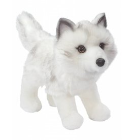 Douglas Snow Queen Arctic Fox 10""