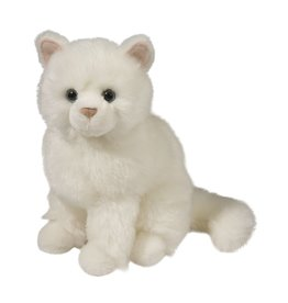 Douglas Snowball White Cat