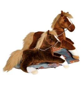 "Douglas Walnut Chestnut Horse 16"""