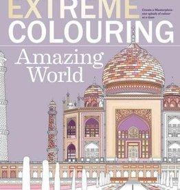 Extreme Coloring Amazing World