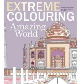 Extreme Coloring Amazing World
