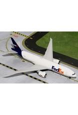 Gemini 200 Fedex 777F Model Airplane