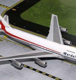 Gemini Wardair 747-200  1/200