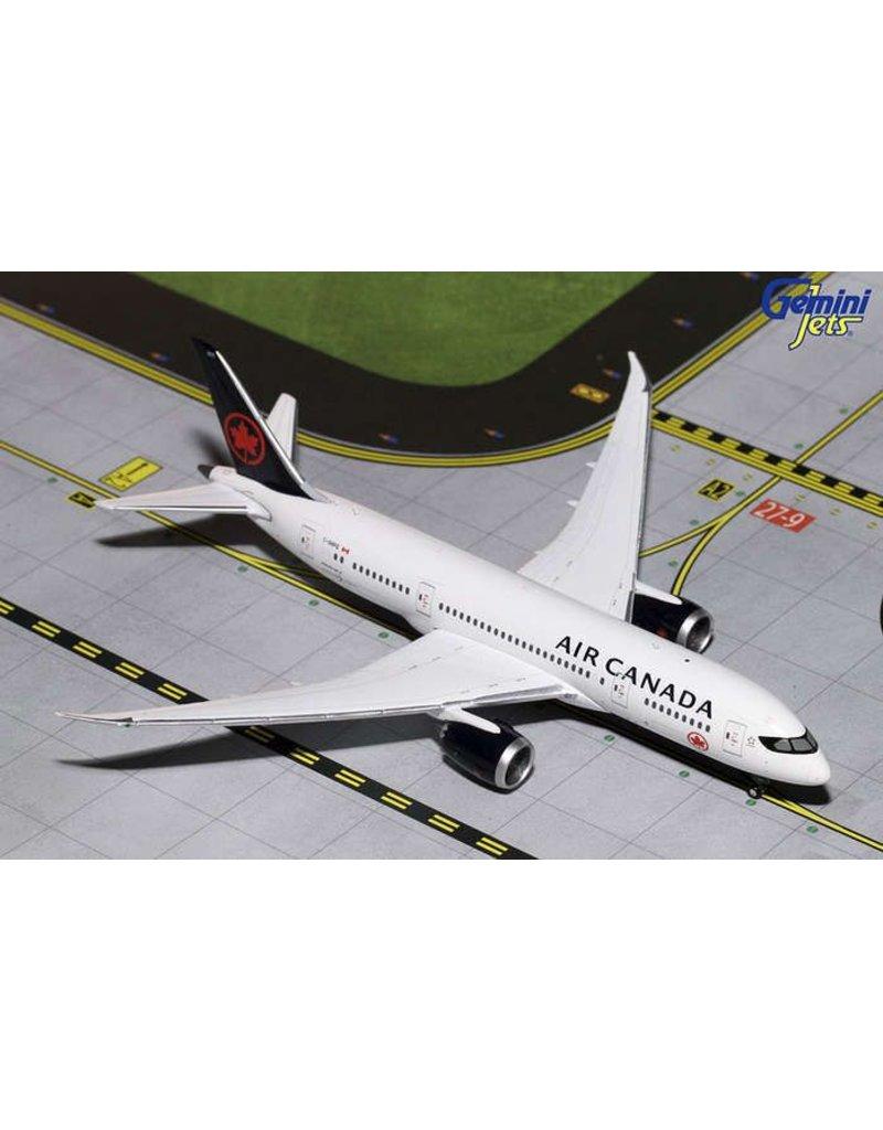 Gemini Air Canada 787-800 1/400 New 2017 Livery