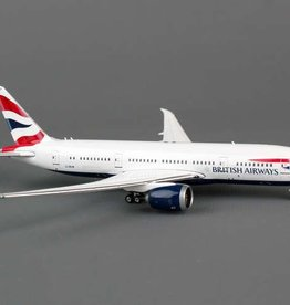 GEMINI BRITISH AIRWAYS 787-800 Reg# G-ZBJB 1/400