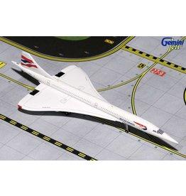 Gemini British Concorde 1/400