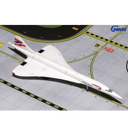 Gemini British Concorde 1/400(Gone)