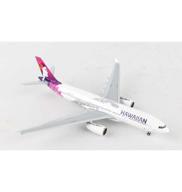 Gemini Hawaiian A330-200 1/400 New Livery
