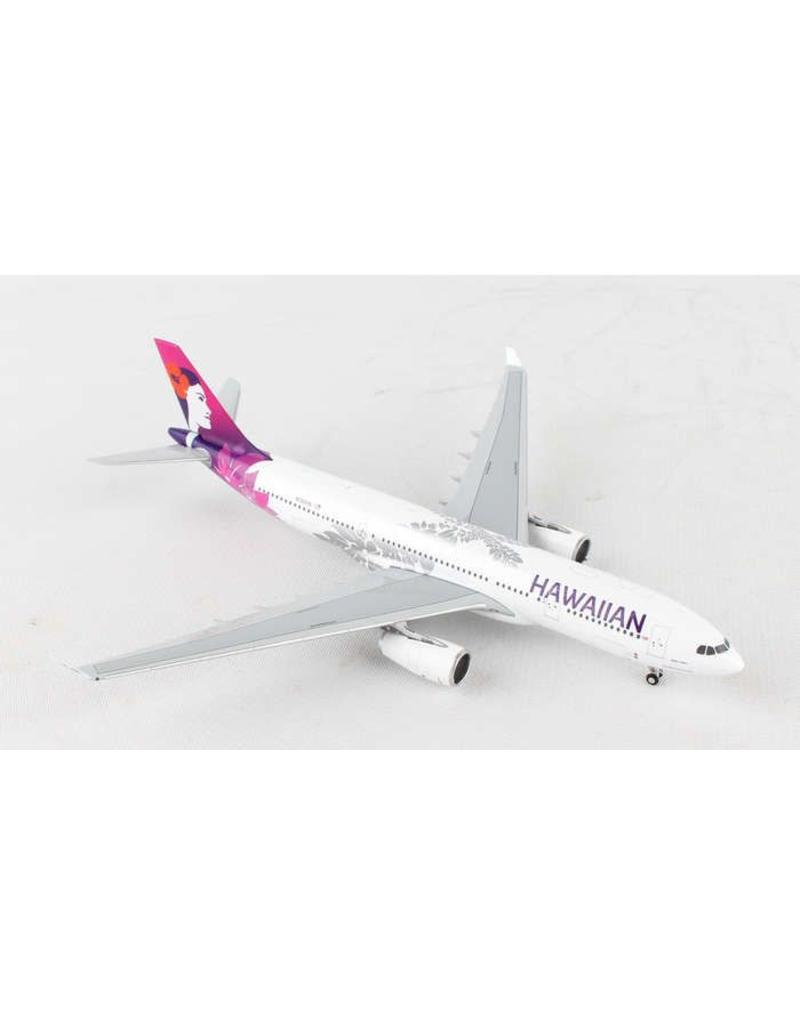 Gemini Hawaiian A330-200 1/400 New Livery (Gone)