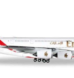 Herpa Emirates A380 1/500
