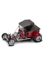 Ford T-Bucket 1923  1:18 Burgundy