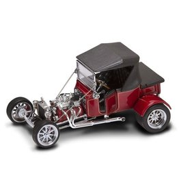 Ford T-Bucket 1923  1:18 Burgundy