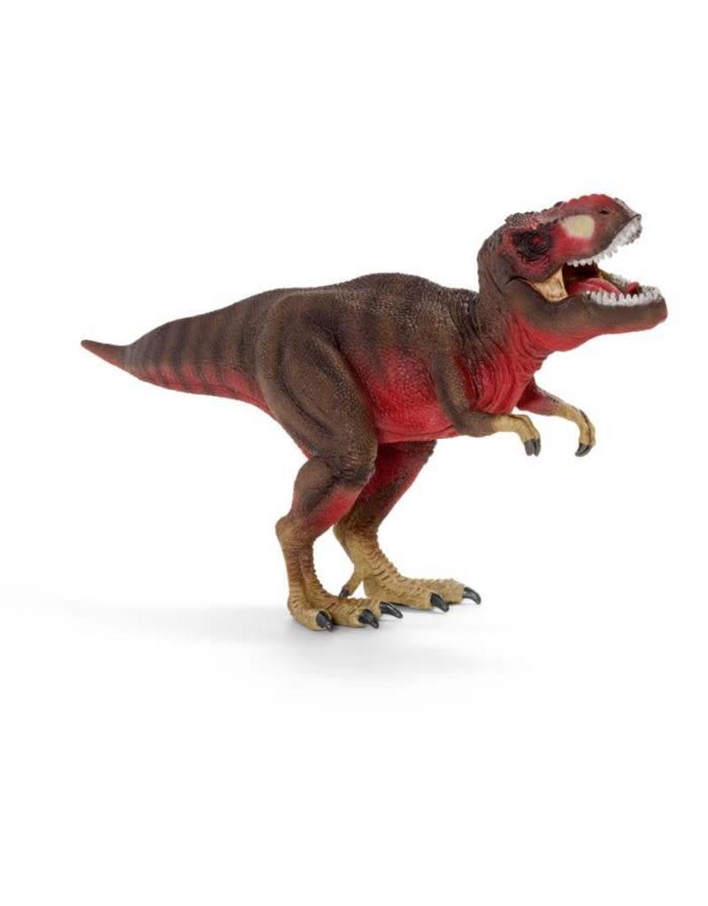 Schleich Tyrannosaurus Rex Red