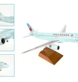 Skymarks Air Canada A320 1/100 With Wood Stand