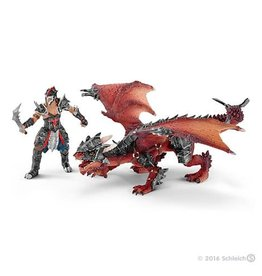 Warrior With Dragon