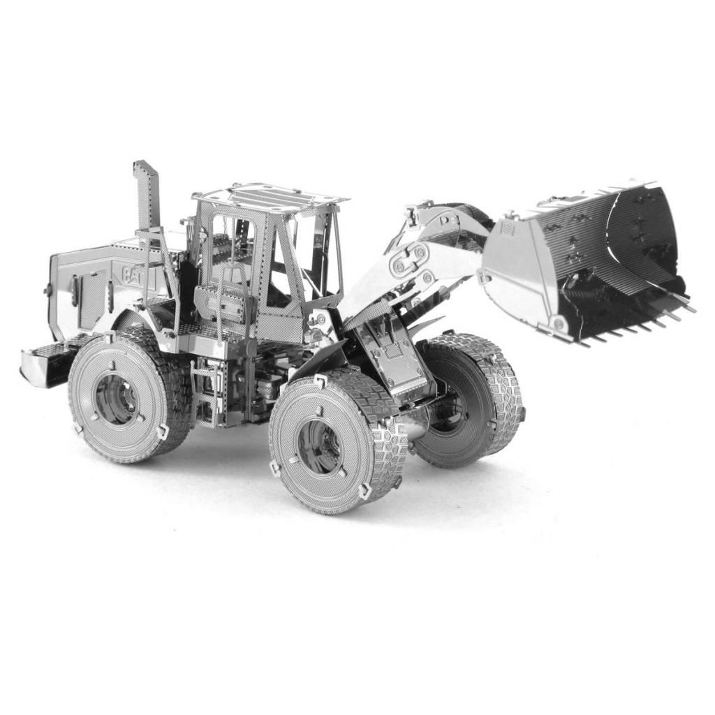Metal Earth CAT Wheel Loader