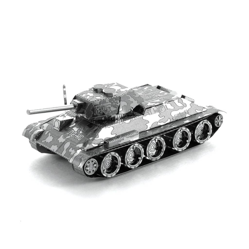 Metal Earth T-34 Tank
