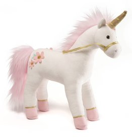 Gund Lilly Rose Pink Unicorn 15""