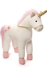 """Gund Lilly Rose Pink Unicorn Jumbo 23"""""""
