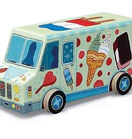 Vehicle Puzzle Ice Cream 48 Pc