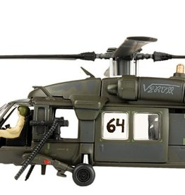 Corgi UH60L 1/72 Black Hawk Down