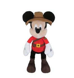 Mickey Mouse RCMP