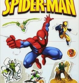 Ultimate Sticker Collection Spider-Man