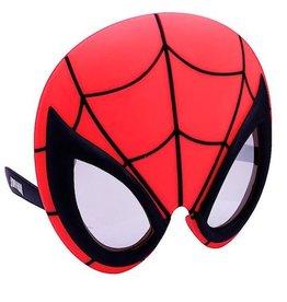 Sunstaches Spiderman