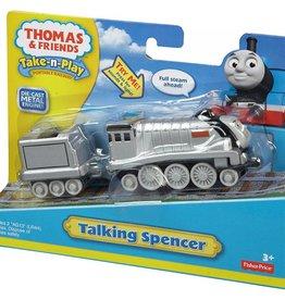 Spenser Talking Train