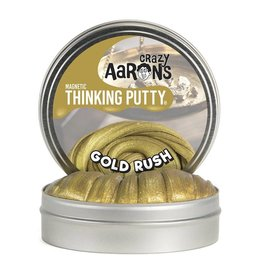 Crazy Aaron's Thinking Putty -Gold Rush