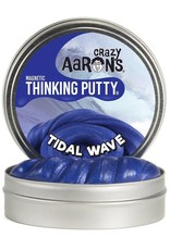Crazy Aaron's Thinking Putty - Tidal Wave Super Magnetic