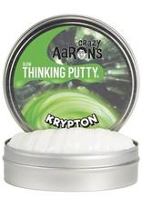 Crazy Aaron's Thinking Putty -Krypton Glow In The Dark