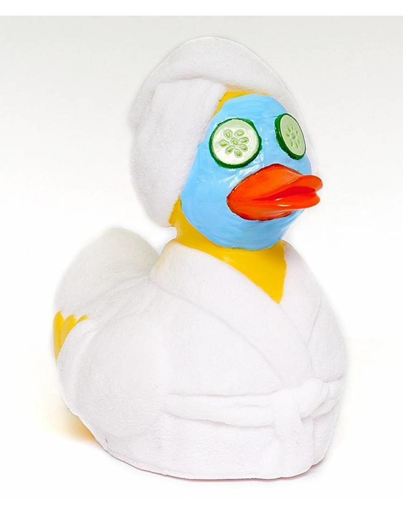 Duck Spa Rubba Duck | Novelty Bath Toys | whoswhointhezoo.com ...