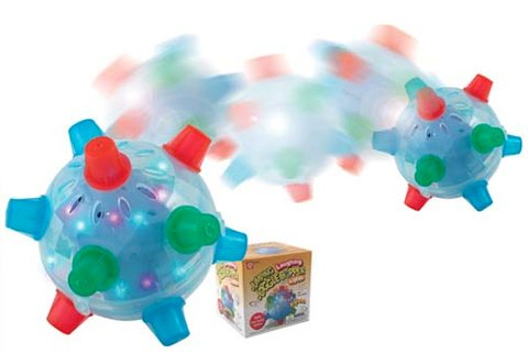 Joggle bopper
