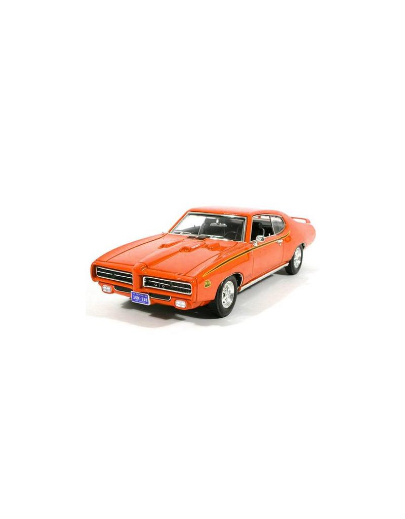 Diecast Cars | Pontiac GTO 69 The Judge 1:18 | Model Cars - Who\'s ...