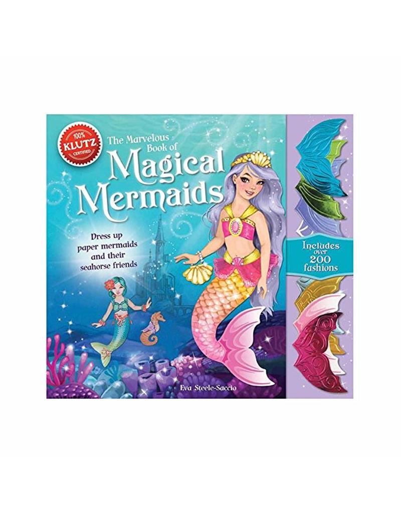 Klutz Magical Mermaids Books Whoswhointhezoo Whos Who In