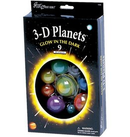 3-D Planets