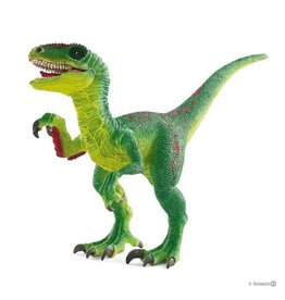 Schleich Velociraptor  Green  14530