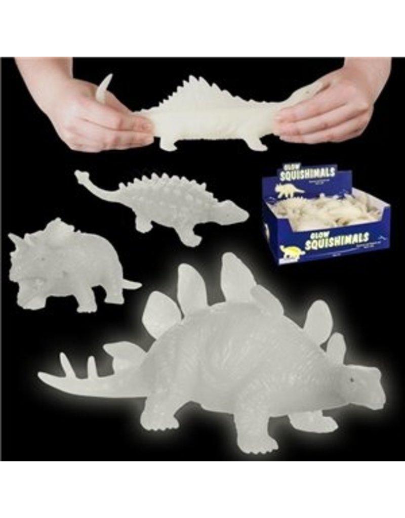 Glow Dino Squishimals
