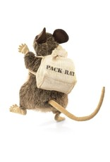 Folkmanis Pack Rat Puppet