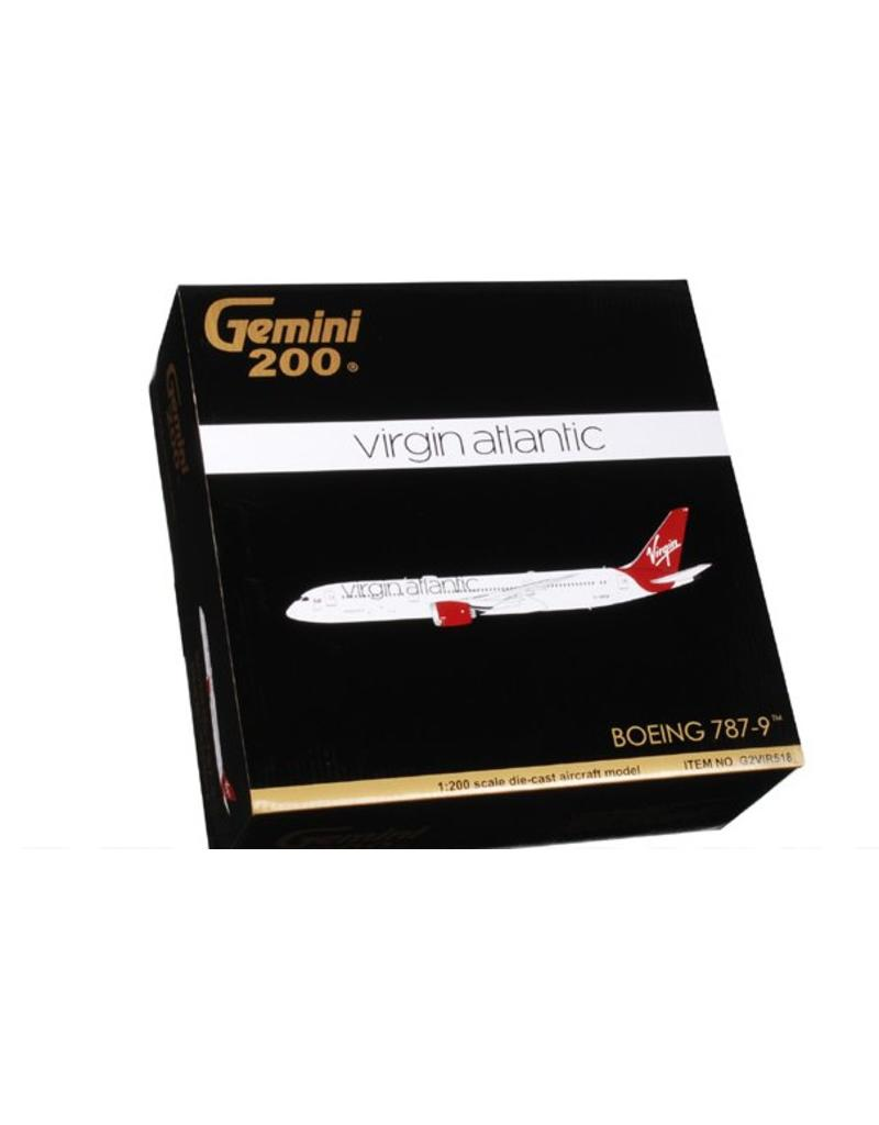 Gemini Virgin Atlantic 787-900 1:200