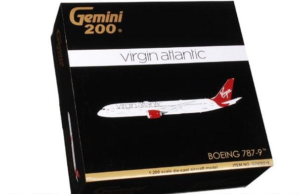 Gemini Virgin Atlantic 787-900 1:200