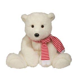 Douglas Miki Polar Bear Stuffed Animal