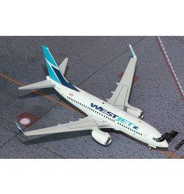 Gemini Westjet 737-700 1/200